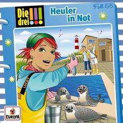 Heuler in Not / Die drei Ausrufezeichen Bd.65 (1 Audio-CD)