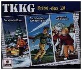 Ein Fall für TKKG - Krimi-Box, 3 Audio-CD