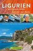 Bruckmann Reiseführer Ligurien mit Cinque Terre: Zeit für das Beste (eBook, ePUB)