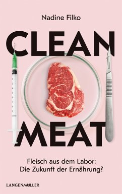 Clean Meat (eBook, ePUB) - Filko, Nadine