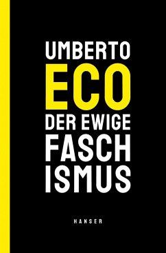 Der ewige Faschismus - Eco, Umberto