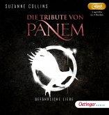 Gefährliche Liebe / Die Tribute von Panem Bd.2 (2 MP3-CDs)