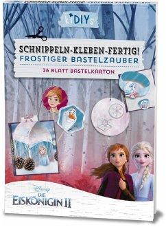 kiDIYs -Schnippeln-Kleben-Fertig! Die Eiskönigin 2