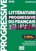 Littérature progressive du français. Niveau intermédiaire. Schülerbuch + Audio-CD