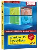 Windows 10 Power Tipps inkl. Beiheft zu allen Updates - Optimierung, Troubleshooting und mehr