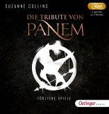 Tödliche Spiele / Die Tribute von Panem Bd.1 (2 MP3-CDs)