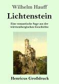 Lichtenstein (Großdruck)