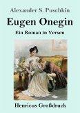 Eugen Onegin (Großdruck)