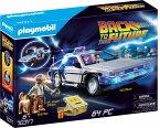 PLAYMOBIL® 70317 Back to the Future DeLorean