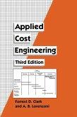 Applied Cost Engineering (eBook, PDF)