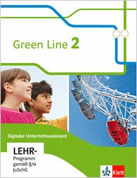 Green Line 2 - Digitaler Unterrichtsassistent CD-ROM