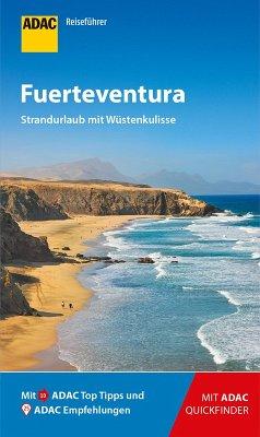 ADAC Reiseführer Fuerteventura (eBook, ePUB) - May, Sabine