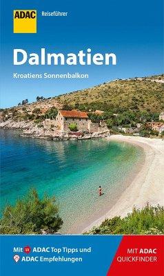 ADAC Reiseführer Dalmatien (eBook, ePUB) - Wengert, Veronika