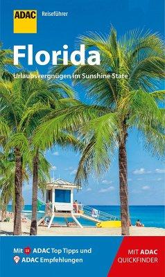 ADAC Reiseführer Florida (eBook, ePUB) - Johnen, Ralf
