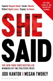 She Said (eBook, ePUB)