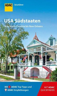 ADAC Reiseführer USA Südstaaten (eBook, ePUB) - Johnen, Ralf