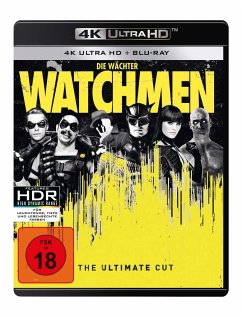 Watchmen - Malin Akerman,Billy Crudup,Jackie Earle Haley