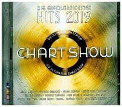 Die Ultimative Chartshow - Hits 2019 - Diverse