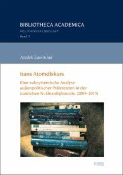 Irans Atomdiskurs - Zamirirad, Azadeh