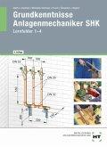 eBook inside: Buch und eBook Grundkenntnisse Anlagenmechaniker SHK
