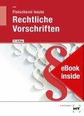 eBook inside: Buch und eBook Rechtliche Vorschriften: Fleischerei heute