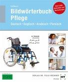 eBook inside: Buch und eBook Bildwörterbuch Pflege