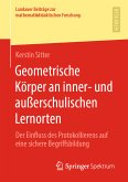 Geometrische Körper an inner- und außerschulischen Lernorten (eBook, PDF)