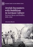 Jewish Encounters with Buddhism in German Culture (eBook, PDF)