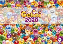 Gelini (Wandkalender 2020 DIN A4 quer) - Media GmbH, Kiddinx