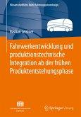 Fahrwerkentwicklung und produktionstechnische Integration ab der frühen Produktentstehungsphase (eBook, PDF)