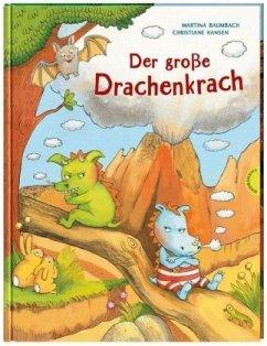 Der große Drachenkrach - Baumbach, Martina