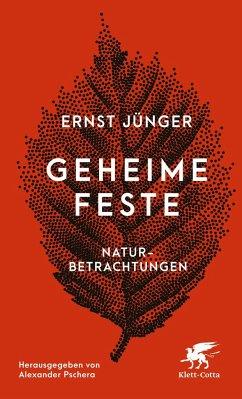 Geheime Feste - Jünger, Ernst