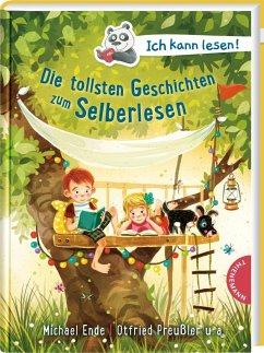 Ich kann lesen!: Die tollsten Geschichten zum Selberlesen - Preußler, Otfried; Ende, Michael; Kruse, Max