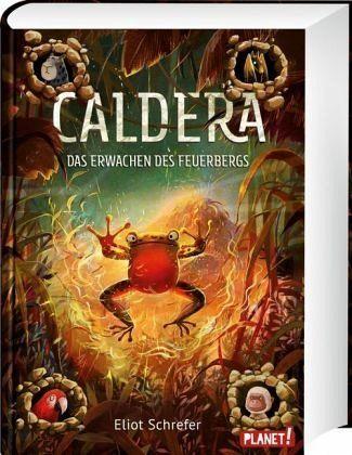 Buch-Reihe Caldera