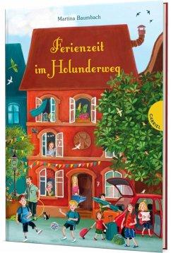 Ferienzeit im Holunderweg / Holunderweg Bd.6 - Baumbach, Martina