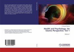 Health and Psychology: An Islamic Perspective. Vol 1