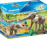 PLAYMOBIL® 70324 Elefanten im Freigehege