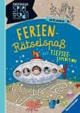 Ferien-Rätselspaß auf Tiefsee-Expedition (Mängelexemplar)