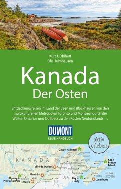 DuMont Reise-Handbuch Reiseführer Kanada, Der Osten (eBook, PDF) - Ohlhoff, Kurt Jochen; Helmhausen, Ole