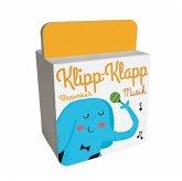Klipp-Klapp-Klapperbuch - Musik, m. Soundeffekten (Mängelexemplar)