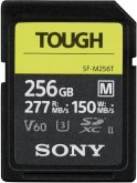 Sony SDXC M Tough series 256GB UHS-II Class 10 U3 V60