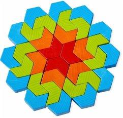 HABA Legespiel Kaleidoskop-Steine (Kinderspiel)