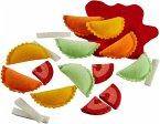 HABA 305023 - Biofino, Ravioli, Pasta, Zubehör Kaufladen, Spielküche