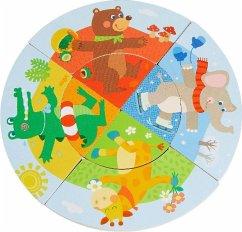 HABA Legespiel Tierische Jahreszeiten (Kinderspiel)