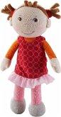 HABA 305041 - Kuschelpuppe Mirka, Puppe, 25 cm