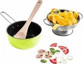 HABA 305133 - Koch Set Italienische Küche, Spielküche