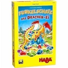 HABA Funkelschatz - Das Drachen-Ei (Kinderspiel)