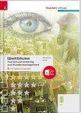 Weitblicke - Tourismusmarketing und Kundenmanagement III HLT, inkl. digitalem Zusatzpaket