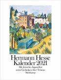 Hermann Hesse Kalender 2021