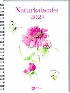 Naturkalender 2021 - Bastin, Marjolein